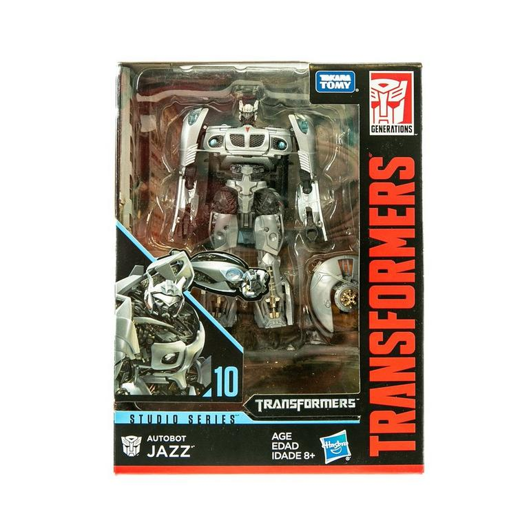 Transformers Jazz Studio Series Action Figure