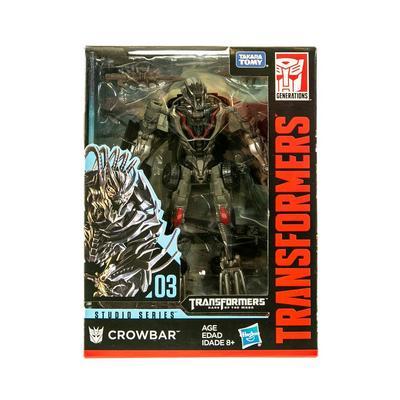 Transformers: Dark of the Moon Crowbar Studio Series Action Figure