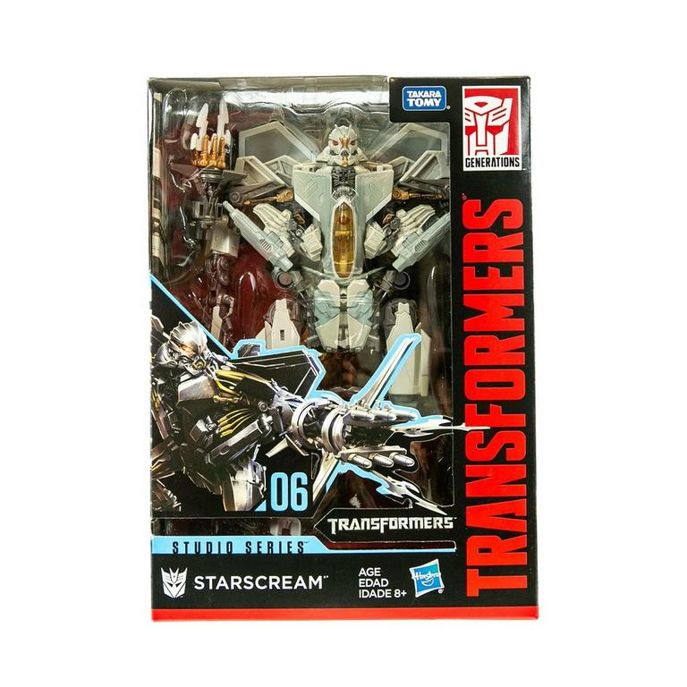 Transformers Studio Series Starscream Action Figure