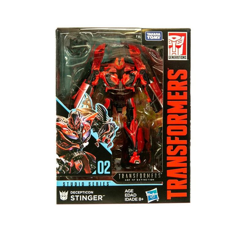 Transformers Age of Extinction Studio Series Stinger Action Figure