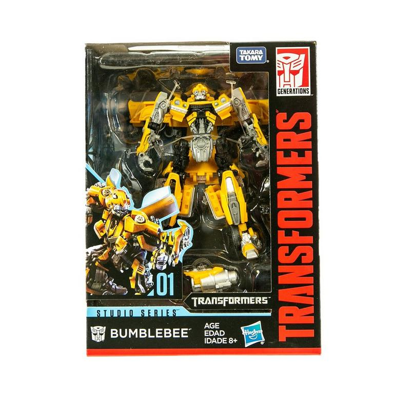 Transformers Studio Series Bumblebee Action Figure