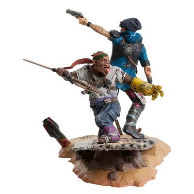 Beyond Good and Evil 2 Deluxe Poly Resin Statue