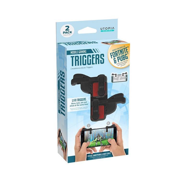 Mobile Gaming L1R1 Triggers