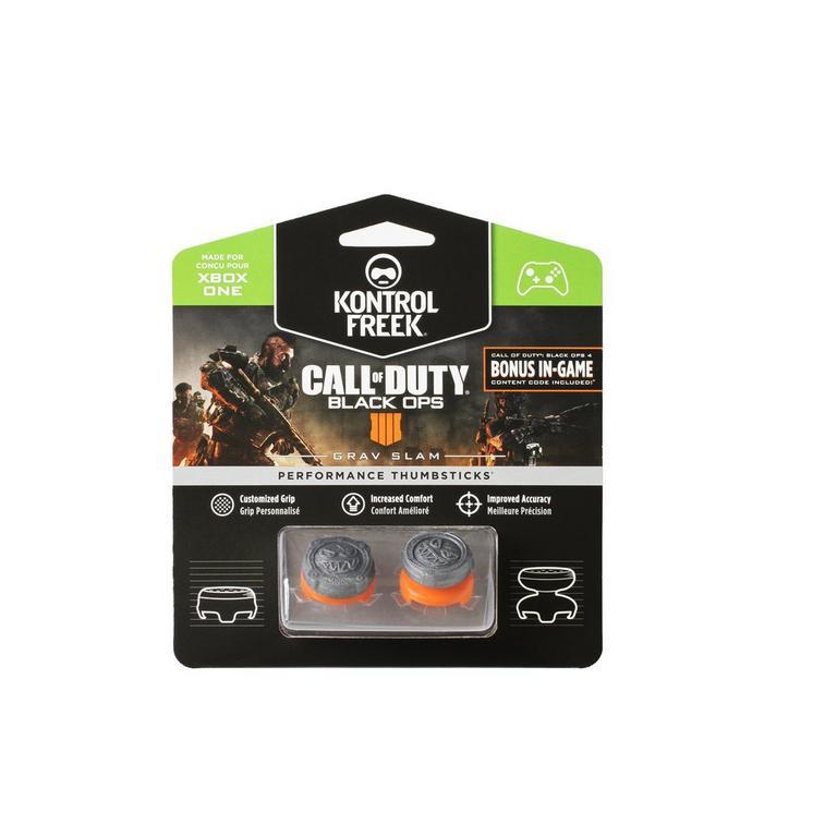 Xbox One Call of Duty: Black Ops 4 Grav Slam Performance Thumbsticks