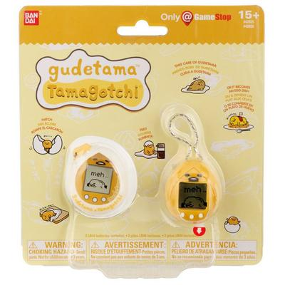Tamagotchi Gudetama with Eggcase - Only at GameStop