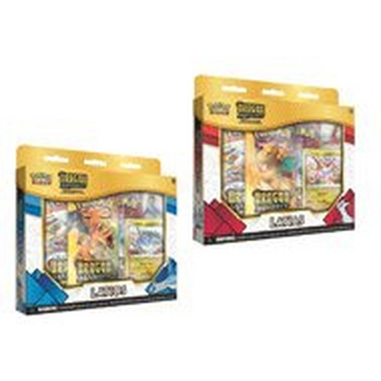 Pokemon: Trading Card Game - Dragon Majesty Pin Collection (Assortment)
