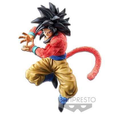 Dragonball Z GT Son Goku x10 Kamehameha Figure