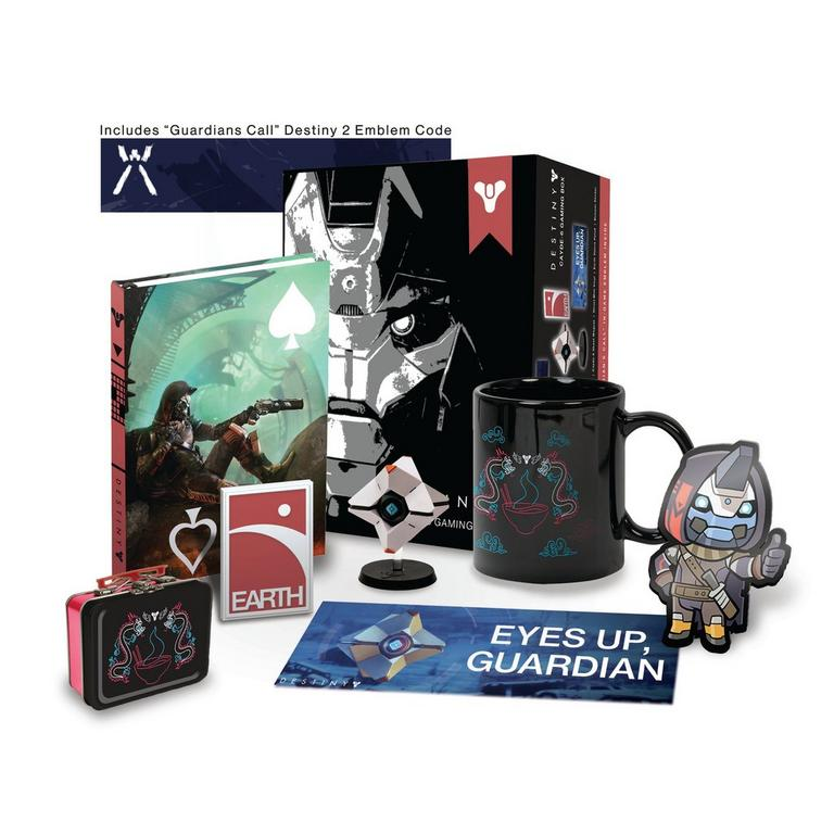 Destiny 2 Cayde-6 Collector's Box with DLC - Only at GameStop | GameStop