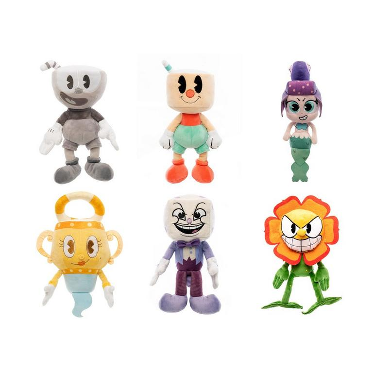 Cuphead S2 Plush Only at GameStop (Assortment)