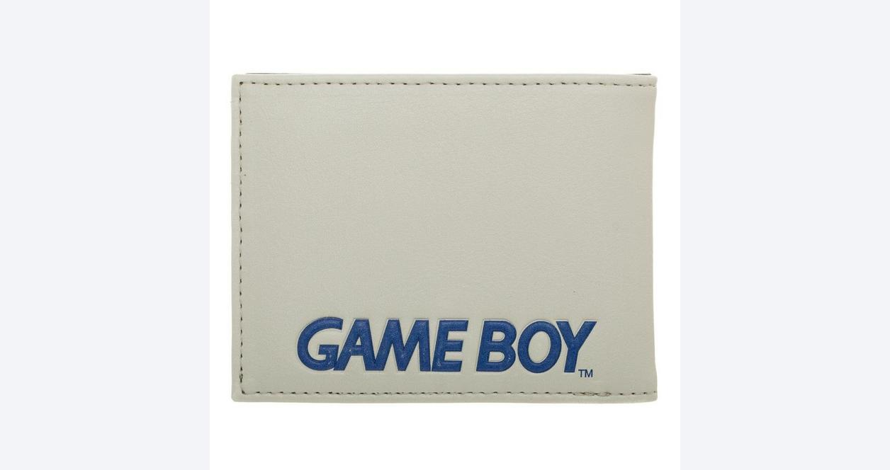 Nintendo Gameboy Bi-fold Wallet