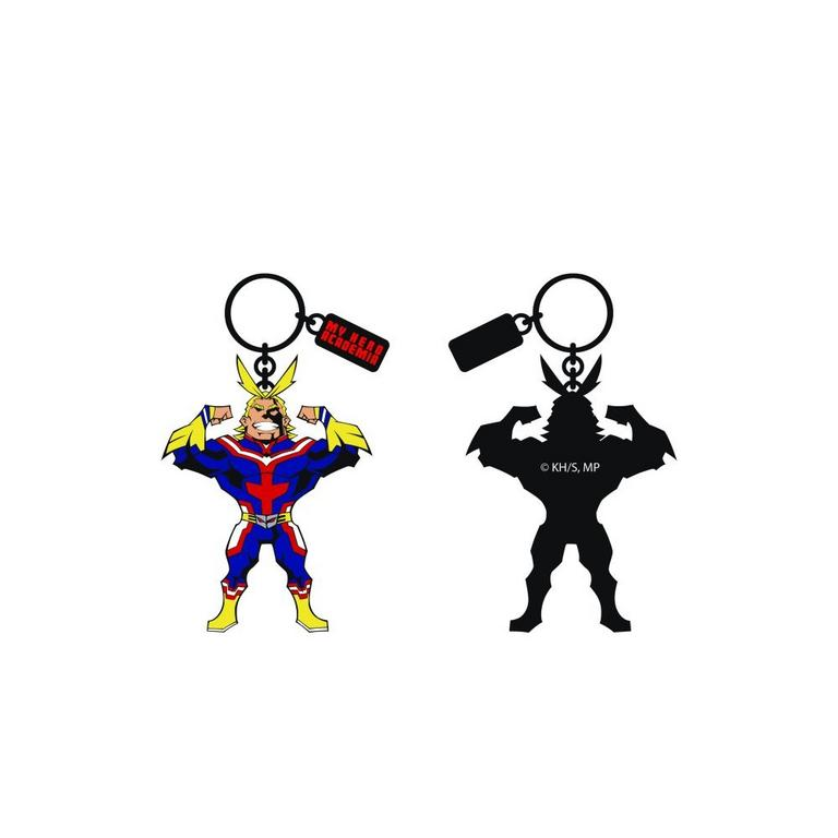 My Hero Academia All Might Character Keychain