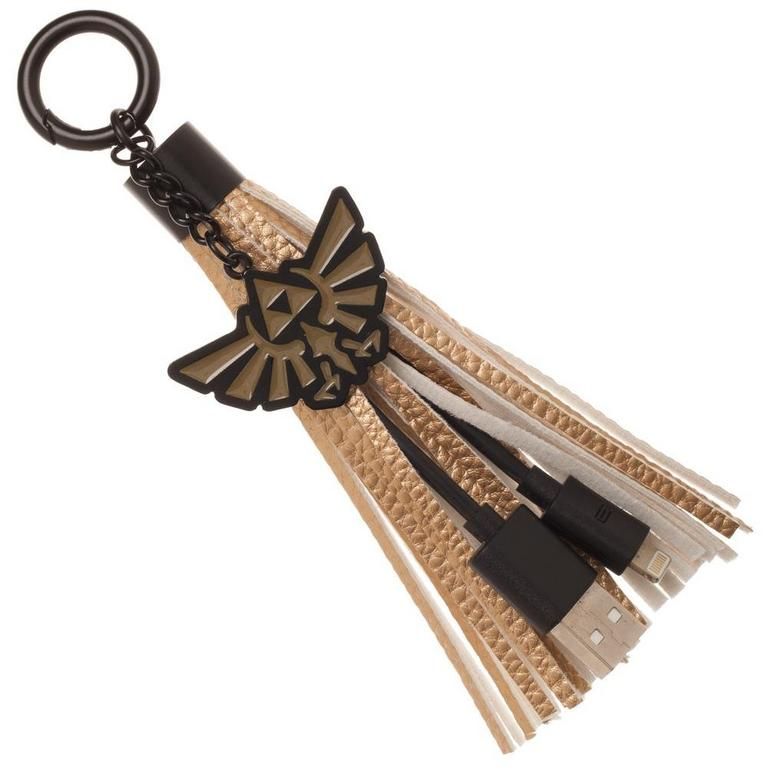 The Legend of Zelda USB Tassel Keychain
