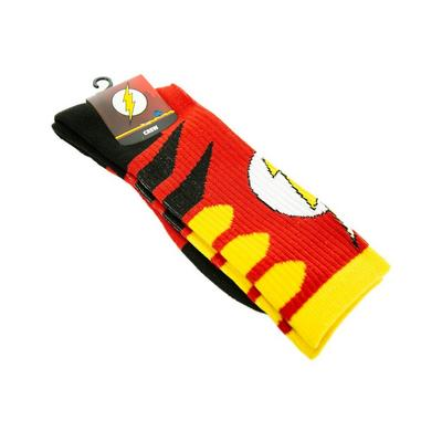 DC The Flash Athletic Socks