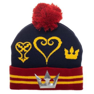 Kingdom Hearts Beanie with Pom