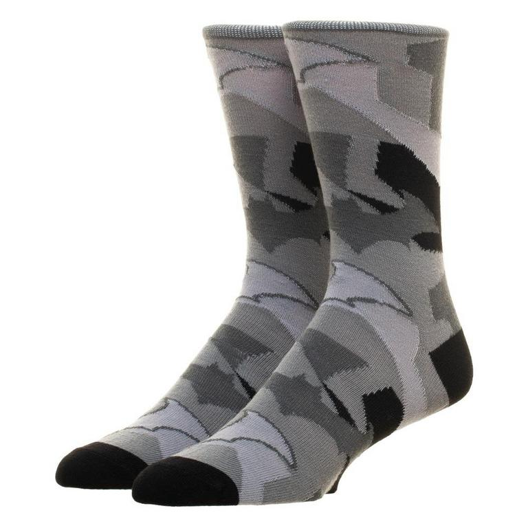 Batman Camouflage Socks
