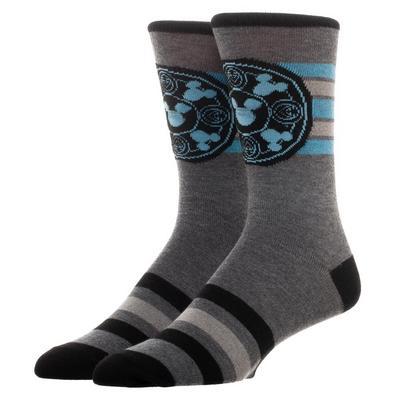 Kingdom Hearts Mickey Emblem Socks