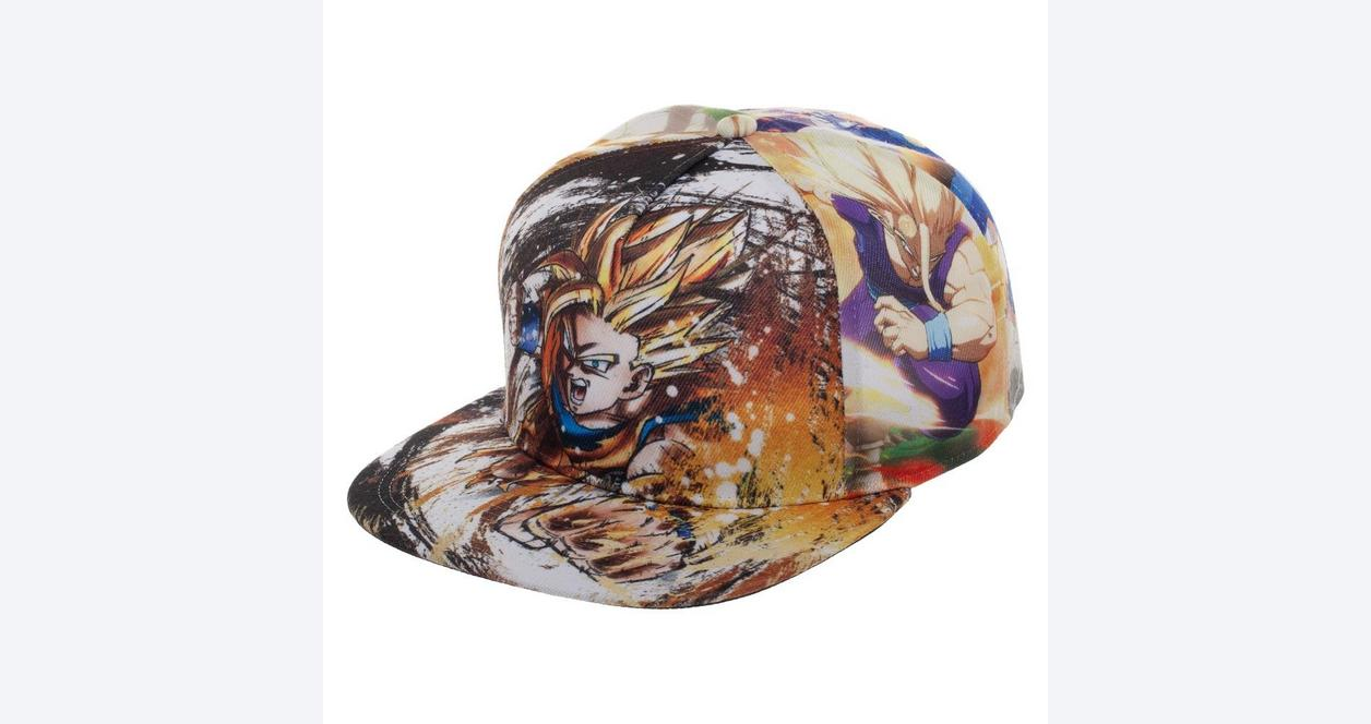Dragon Ball All Over Print Baseball Cap