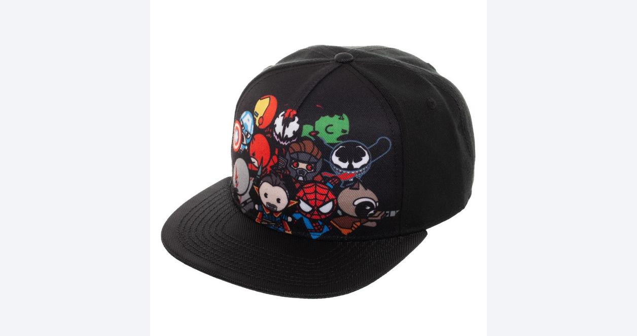 Marvel Kawaii Baseball Cap
