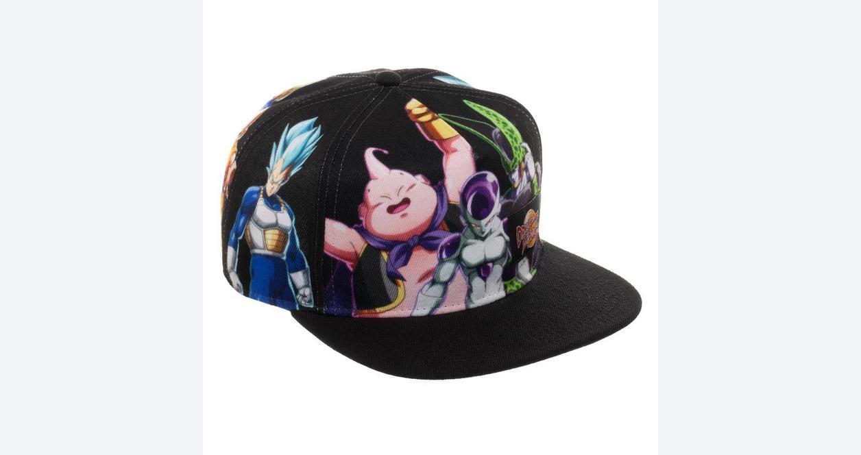 Dragon Ball Z Characters Baseball Cap