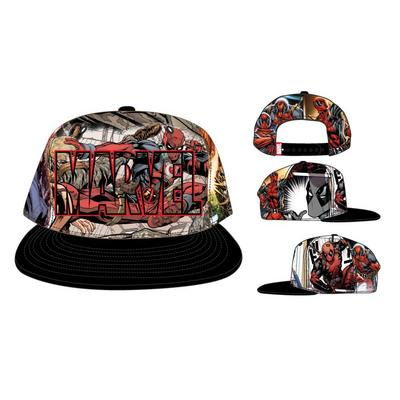 Marvel Deadpool Baseball Cap