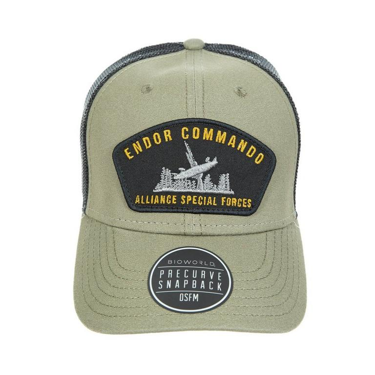 Star Wars Endor Commando Baseball Cap