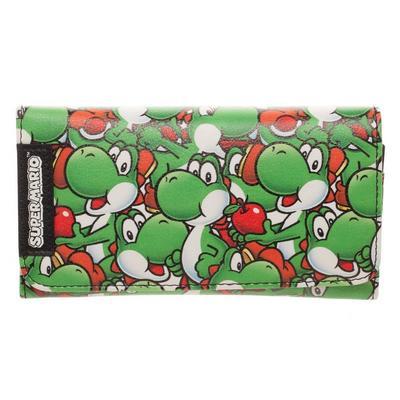 Super Mario Bros. Yoshi Wallet