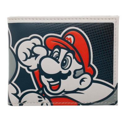 Super Mario World Bifold Wallet