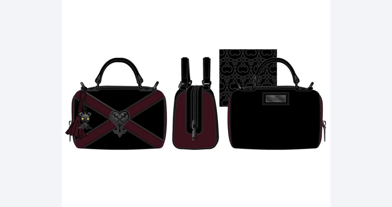 Kingdom Hearts Heartless Handbag