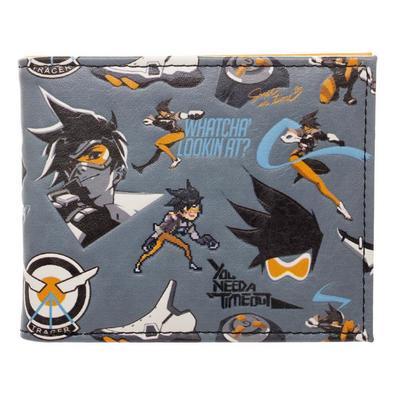 Overwatch Tracer Bi-Fold Wallet