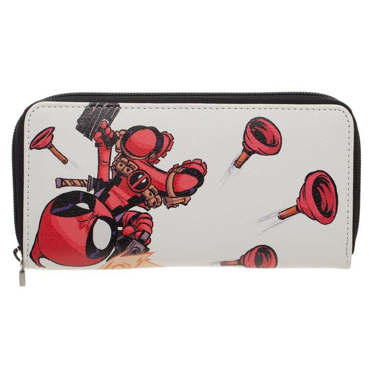 Deadpool Plunger Wallet