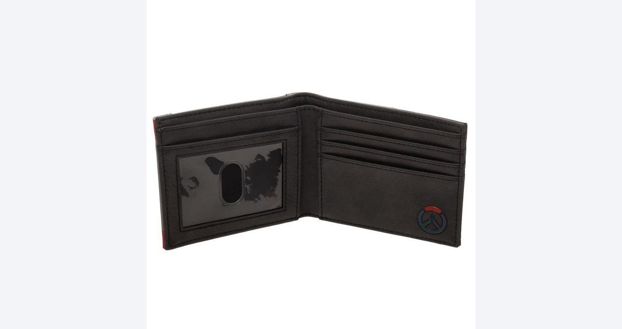 Overwatch Reinhardt Bifold Wallet