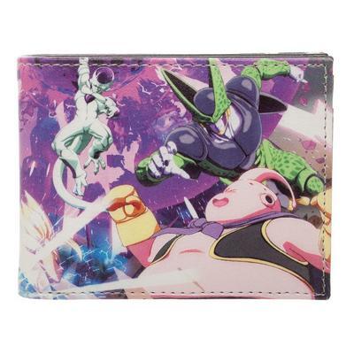 Dragon Ball Z Battle Bifold Wallet
