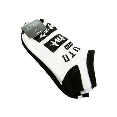 Naruto Shippuden Socks 5 Pack