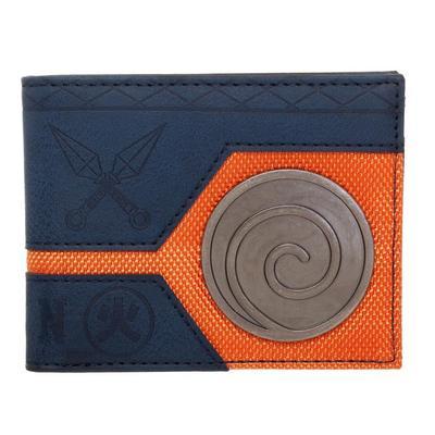 Naruto Ninja Academy Bifold Wallet