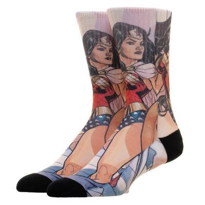 DC Wonder Woman Socks