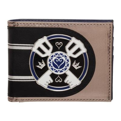 Kingdom Hearts Keyblades Bifold Wallet