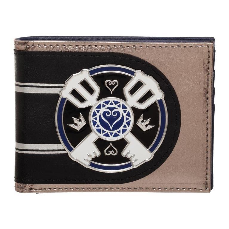 Kingdom Hearts Keyblades Wallet