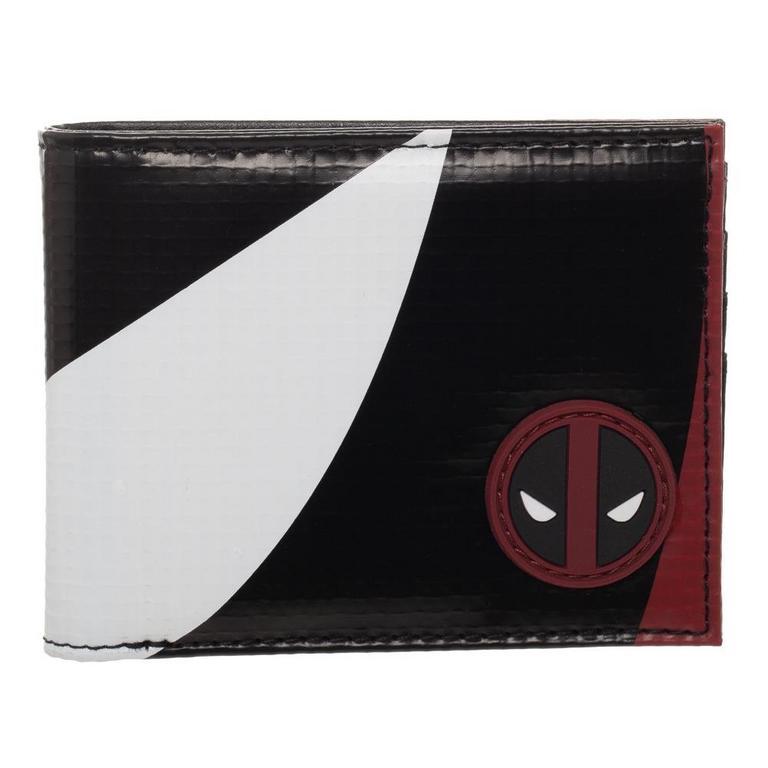 Deadpool Logo Bifold Wallet