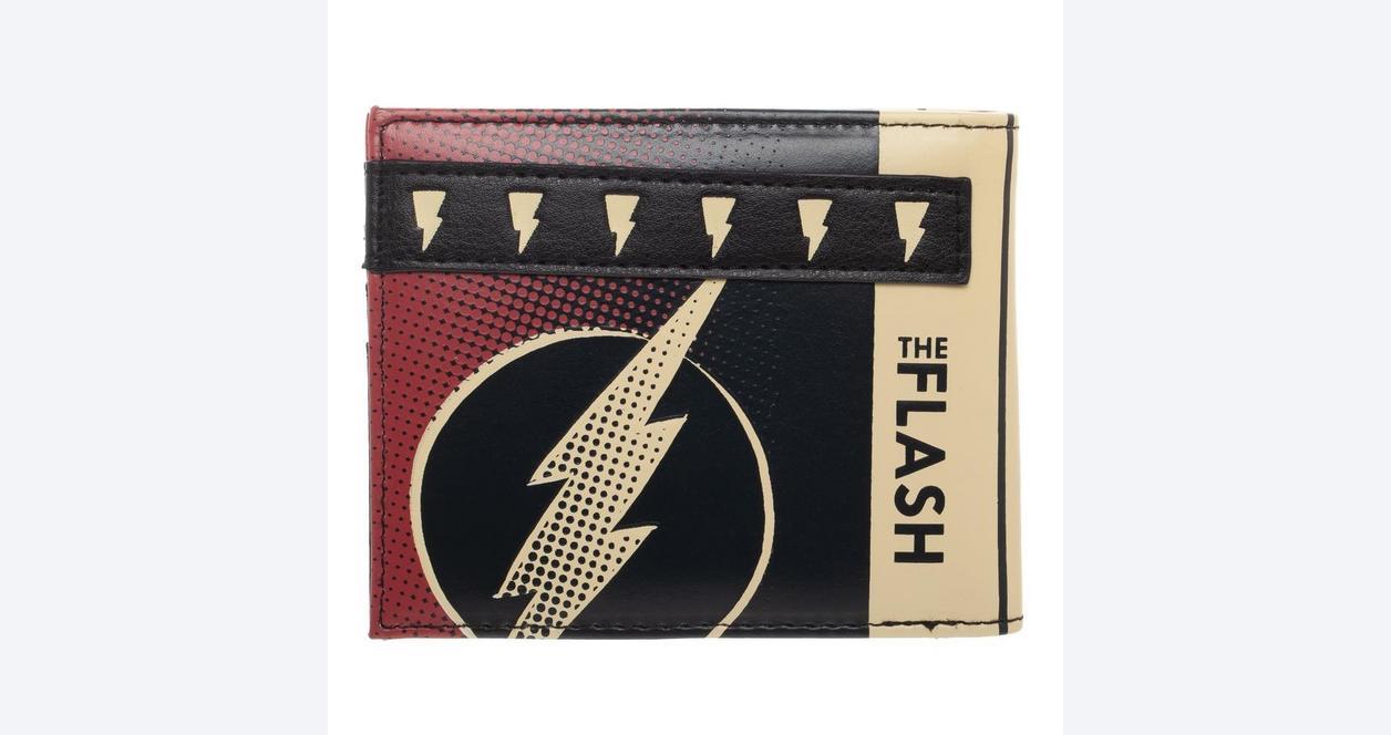 The Flash Kanji Bifold Wallet