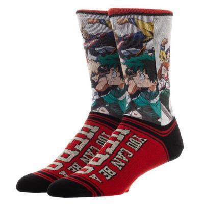 My Hero Academia Heroes Socks