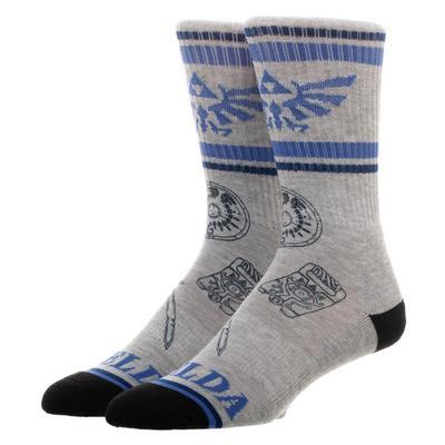 The Legend of Zelda Sublimation Socks