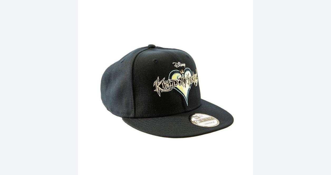 Kingdom Hearts Logo Baseball Cap