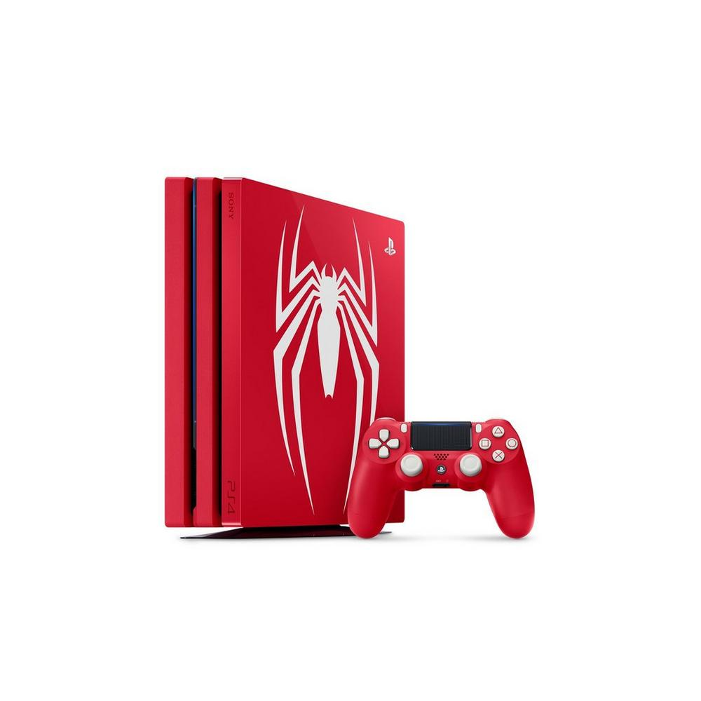 PlayStation 4 Pro 1TB Marvel's Spider-Man Limited Edition System |  PlayStation 4 | GameStop