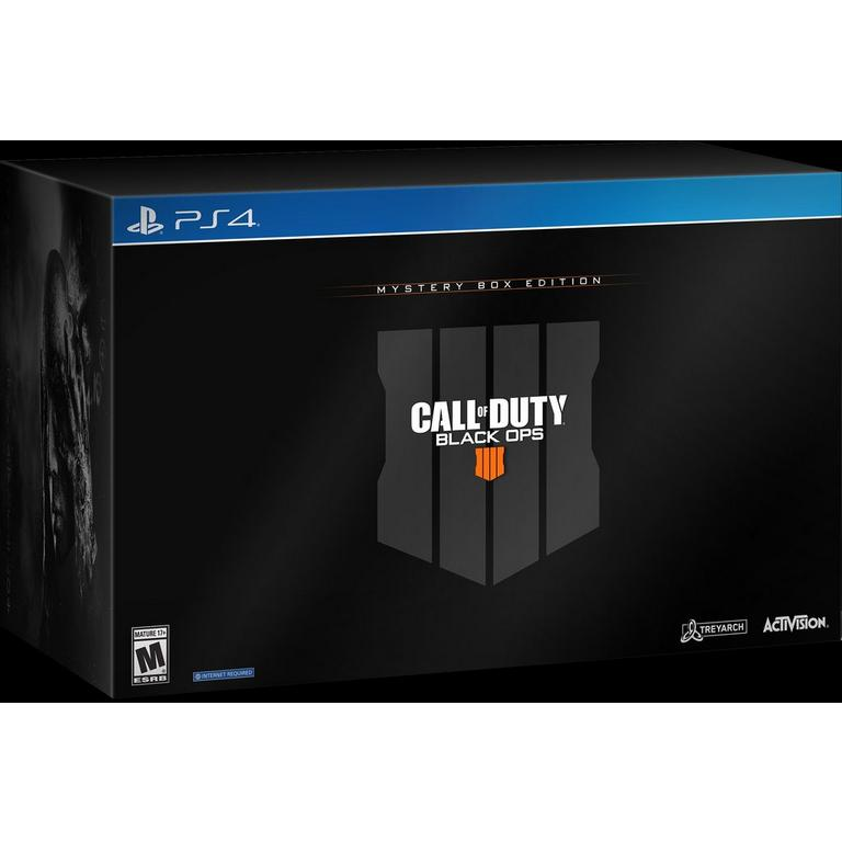 Call of Duty: Black Ops 4 Mystery Box Edition