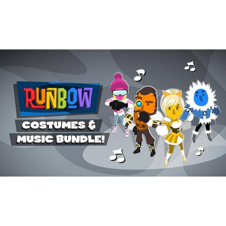Runbow - Costumes & Music Bundle