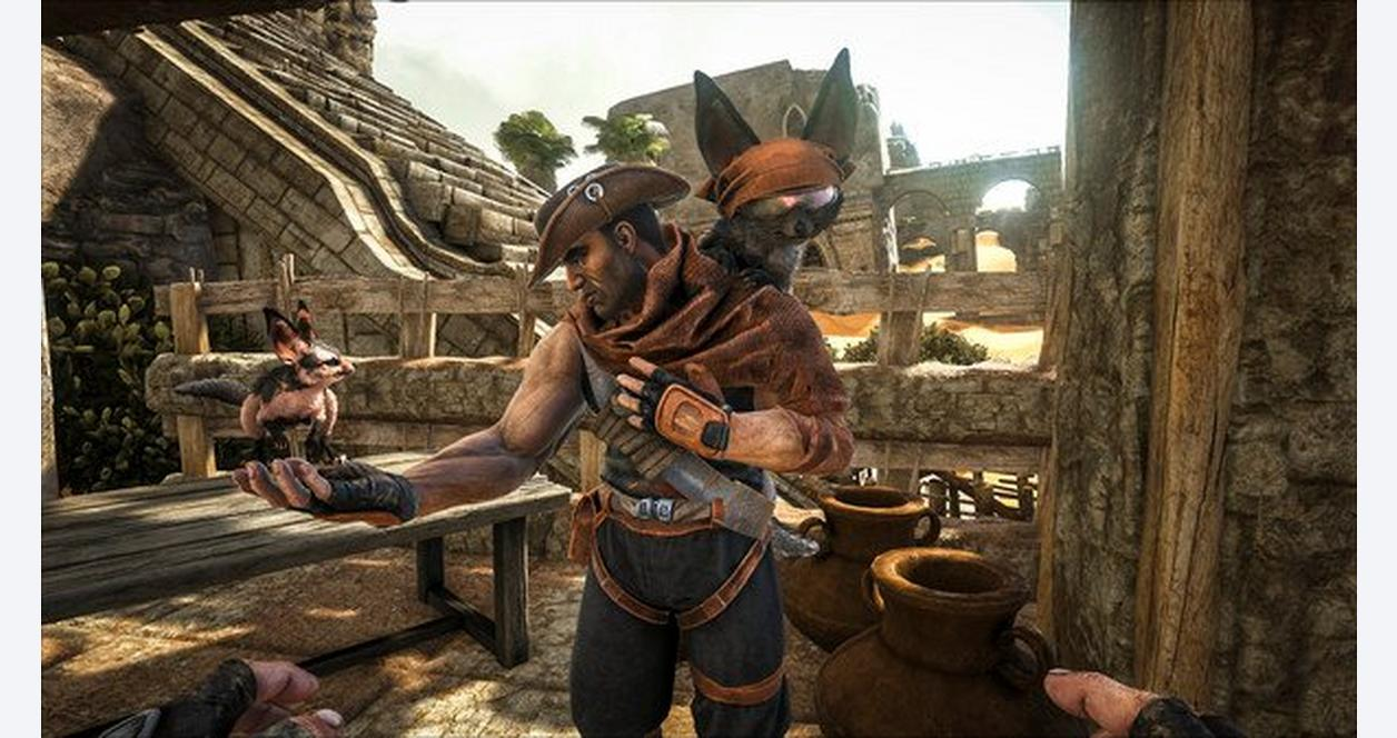 ARK Survival Evolved Scorched Earth   PC   GameStop