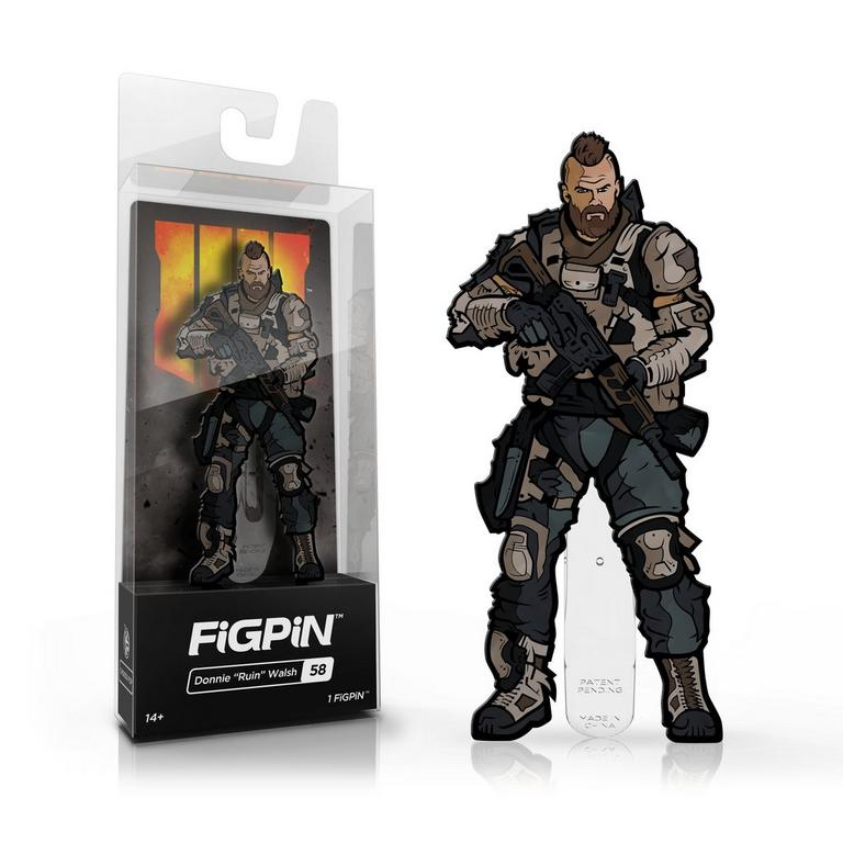 Call of Duty Black Ops 4 Donnie (Ruin) Walsh FiGPiN Only at GameStop