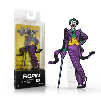 DC Comics Batman The Joker FiGPiN