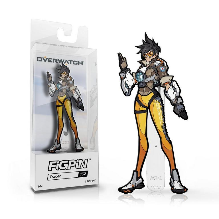 Overwatch Tracer FiGPiN