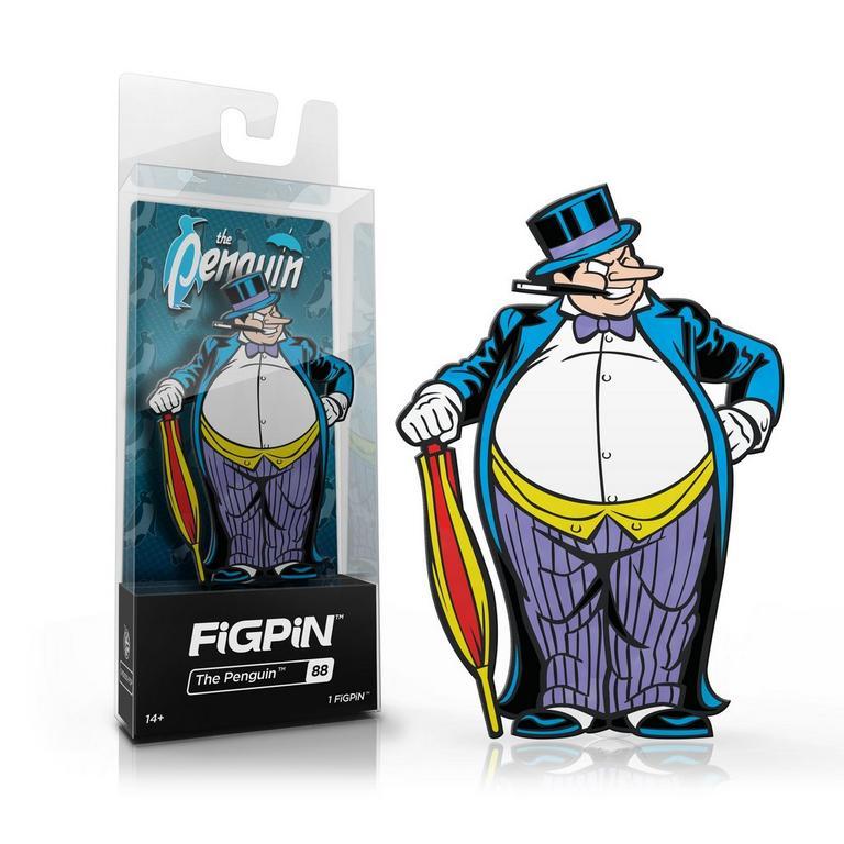 DC Comics Batman The Penguin FiGPiN